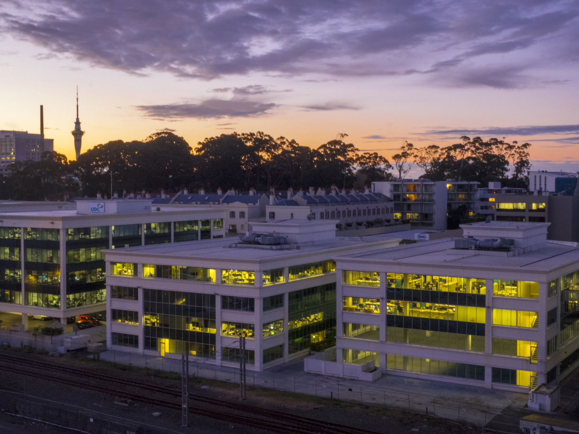 Newmarket Sunset - Street Photography Auckland